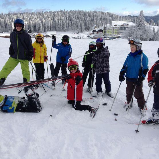 Ski-/Snowboardkurse